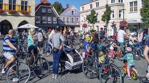 Kidical Mass in Werne